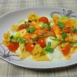 野菜ジュース&野菜だくさん簡単